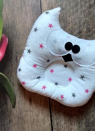 Ортопедична подушка дитяча