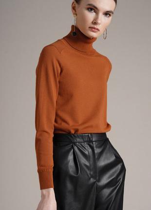 Burvin свитер 7546 серый