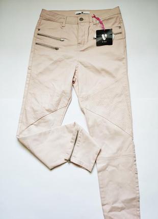 Нежнейшие джинсы с интересным дизайном качественные турецкие