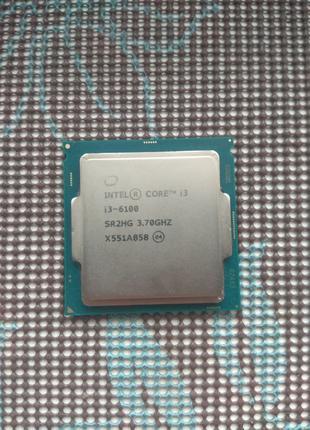 Intel Core i3-6100 3.7Ghz