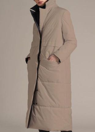 Burvin двухсторонние пальто 7636