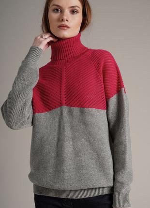 Burvin свитер 7689