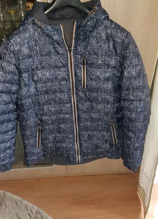 Куртка зимова р.50