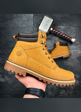 Ботинки мужские зимние мех / черевики чоловічі зимові хутро