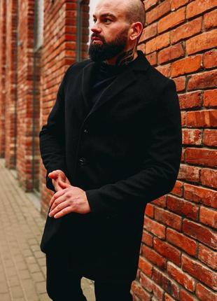 Пальто мужское asos с начесом / пальто чоловіче asos з начосом