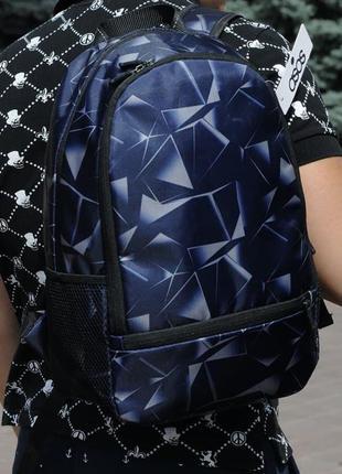 Рюкзак портфель asos городской с принтом / рюкзак портфель міс...