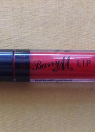 Красный блеск для губ английский новый berry m next некст