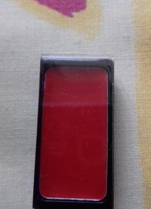 Магнитная красная бордовая новая помада для магнитной палетки ...