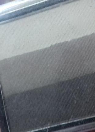 Красивые повседневные серые черные пигментипованные тени набор...