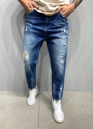 Джинсы мужские мом / джинси чоловічі мом
