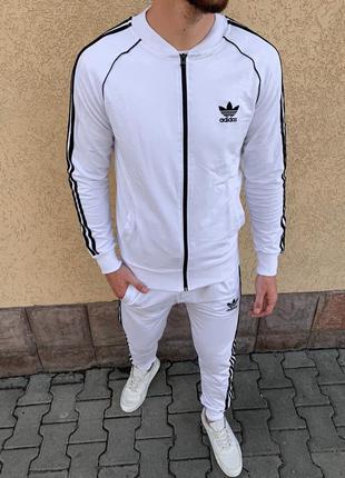 Спортивный костюм мужской adidas / спортивний костюм чоловічий