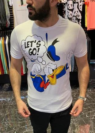 Футболка мужская с принтом | футболка чоловіча з принтом