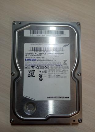 Жесткий диск Samsung 250 Gb SATAII (HD250HJ)