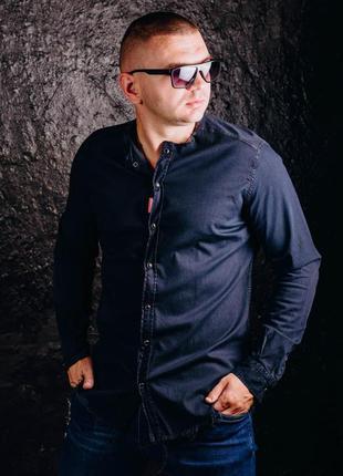 Рубашка мужская dsquared / сорочка чоловіча