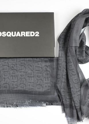 Шарф мужской dsquared2 | шарф чоловічий