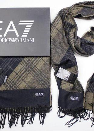 Шарф мужской ea7 | шарф чоловічий