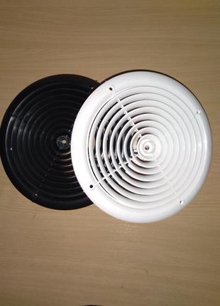 Вентиляционная круглая решетка