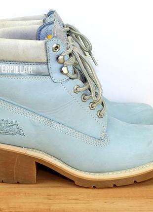 Cat фирменные ботинки