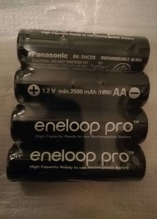 Аккумулятор Eneloop Pro 2500