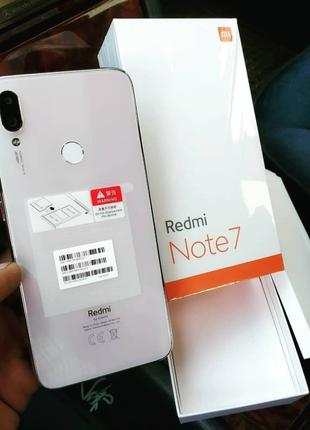 Xiaomi Redmi Note 7 3/32Gb Global Version новые