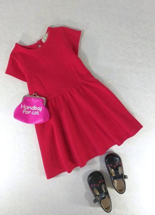 Потрясное платье от mini b 12-18мес