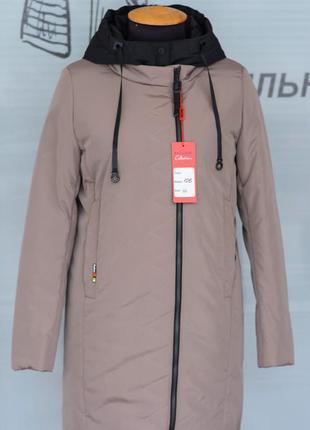 Демисезонная куртка,пальто,удлиненная куртка,весенняя куртка