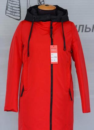 Весенняя куртка удлиненная,пальто,демисезонная куртка
