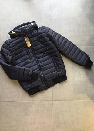 Зимняя куртка tommy hilfiger