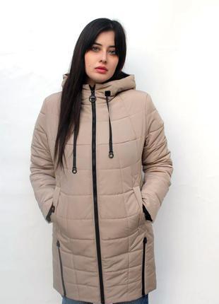 Весенняя куртка пальто, демисезонная куртка