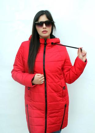 Демисезонная куртка, весенняя пальто куртка