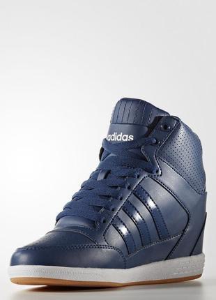 Кроссовки женские (сникерсы) adidas super wedge w   aw3969