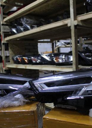Фара Фары Audi A4 B9 Full Led (8W0941033) (8W0941034) a4b9
