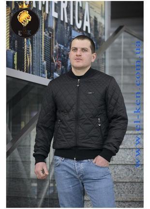 Демисезонная куртка Купон - 379 (батал)