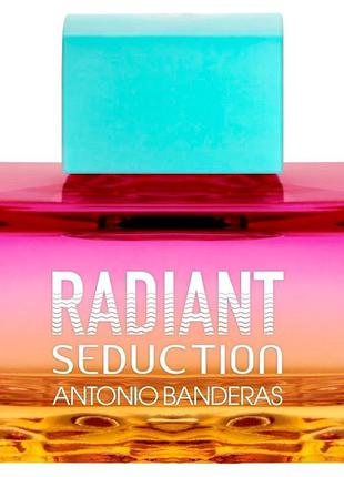 Туалетная вода antonio banderas radiant seduction blue - 35-40...