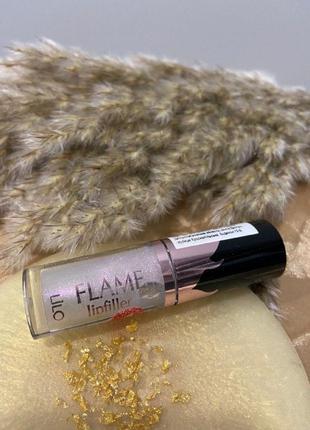 Блеск-плампер для губ flame lipfiller+увеличение объёма губ