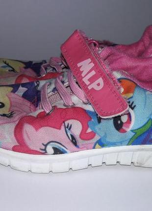 Кроссовки, кеды my little pony