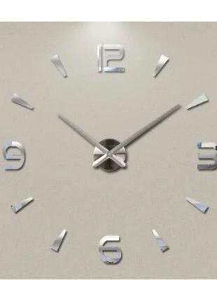 Настінний 3d годинник від 60 до 120 см