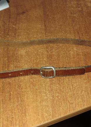 Винтажный кожаный ремень/ремешок levi strauss & co