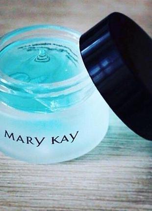 Успокающий гель под глаза мери кей, mary kay
