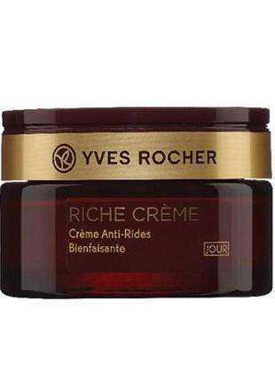 Riche crèmeблаготворный дневной крем от морщин 50 ml