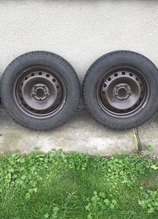 Шини, колеса 205/65 R16C