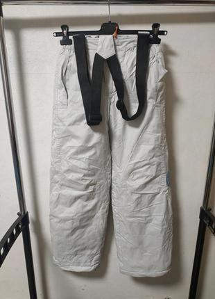 Лыжные штаны полукомбинезон на мальчика 164 см*