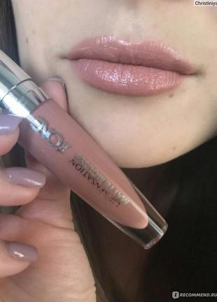 Губная помада-мус the one lip sensation нежный латте 35822 ori...