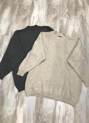 Свитер пуловер бренда fashion affairs. шерсть, ангора. размер ...
