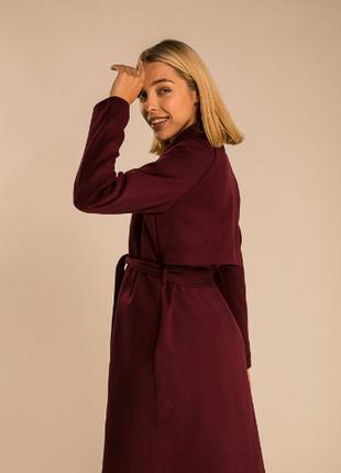 Крутое пальто-реглан
