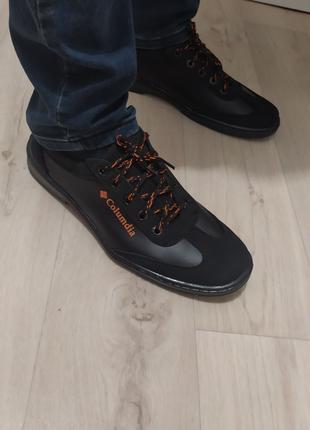 Димесезоные ботинки Columbia