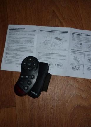 Универсальный пульт ДУ на руль Mystery RC-90UN для автомагнитола