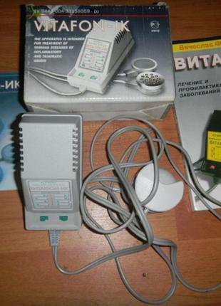 Виброакустический и инфокрасный аппарат Витафон-ИК