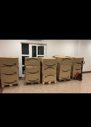 Электроніка повернення Amazon коробки мікс палети сток товари