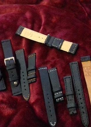 Ремешок для часов ремінець до годинника кожа шкіра